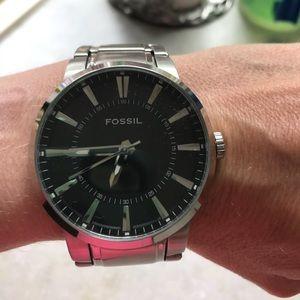 Men's Fossil Watch (EUC)